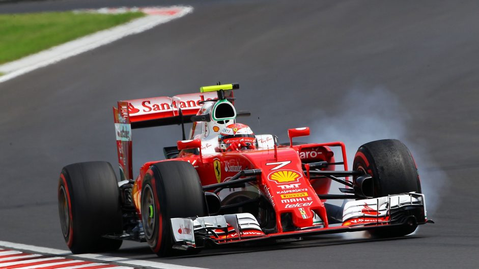 No change in tyre choices for Hungarian GP