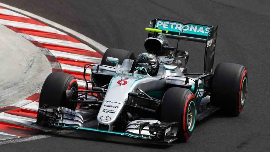 Rosberg insists he did not infringe yellow flag rules