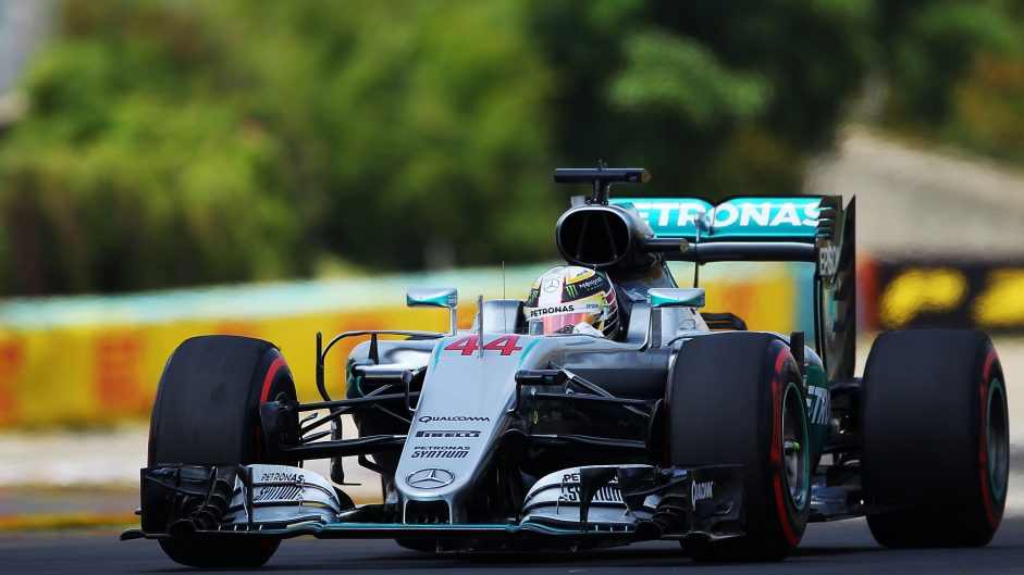 Hamilton 'not too disappointed' with second