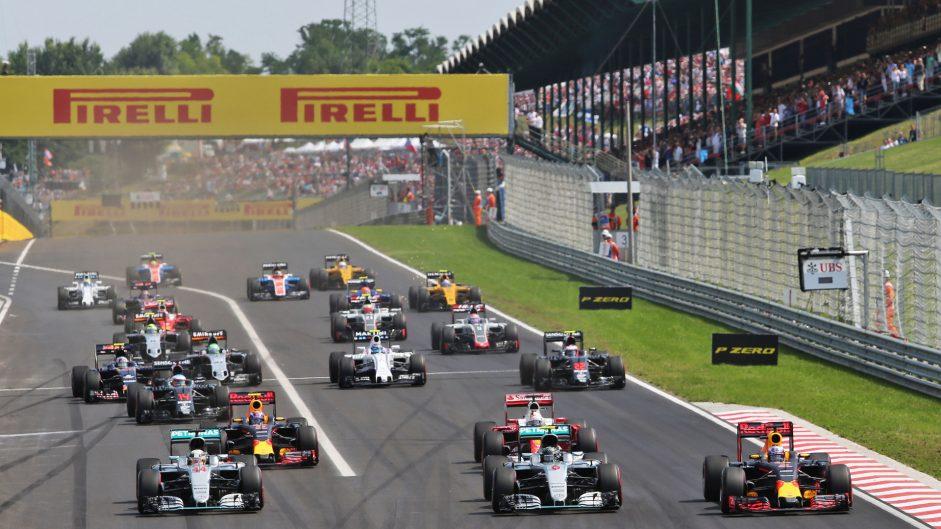2016 Hungarian Grand Prix driver ratings