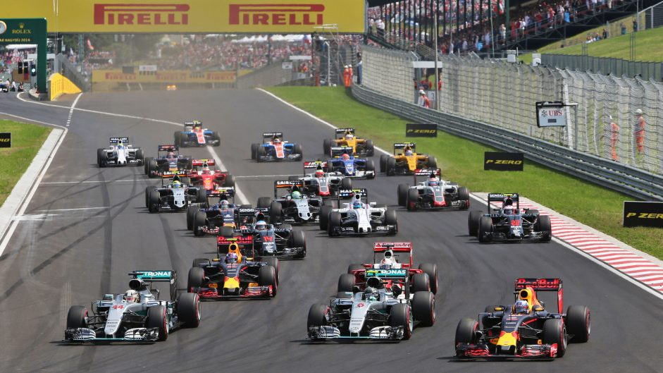 Vote for your 2016 Hungarian Grand Prix Driver of the Weekend
