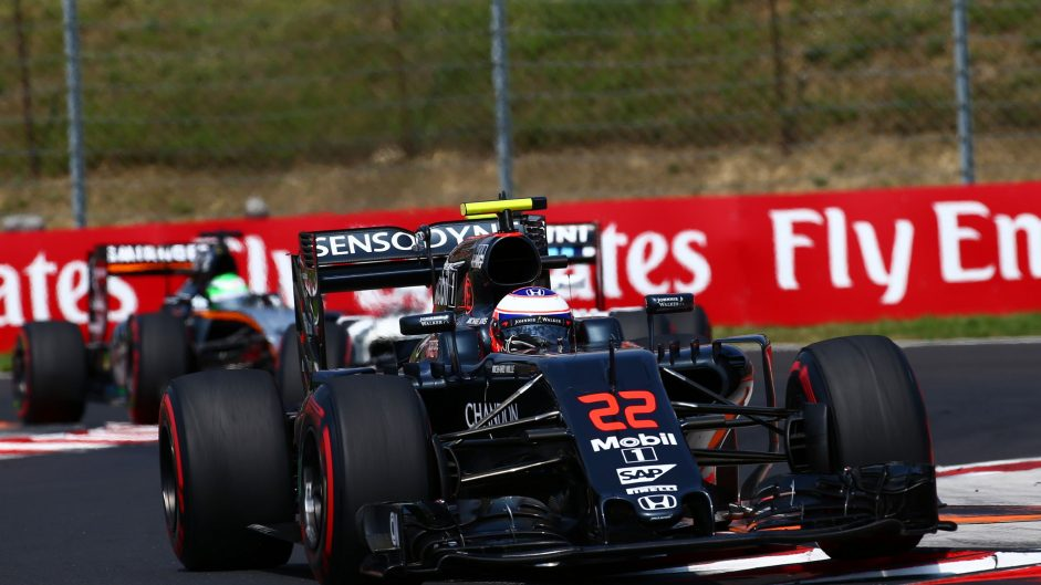 2016 Hungarian Grand Prix team radio transcript