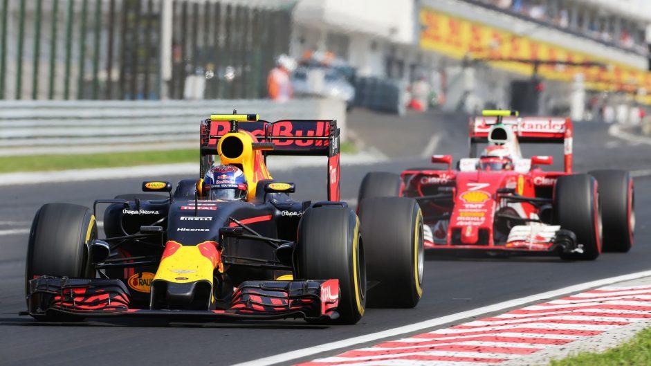 Raikkonen surprised Verstappen was not investigated