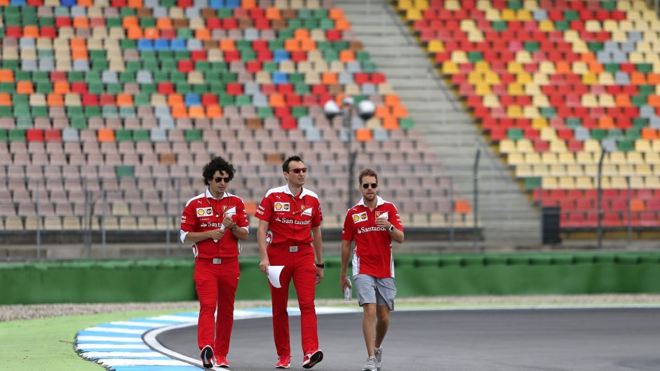 Vettel blames expensive tickets and quiet engines for drop in spectators