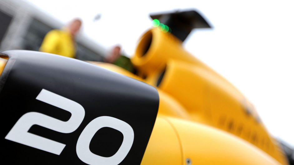 Renault, Hockenheimring, 2016