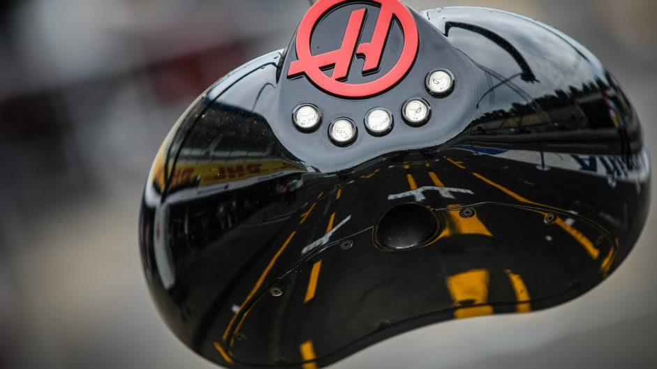 Haas, Hockenheimring, 2016
