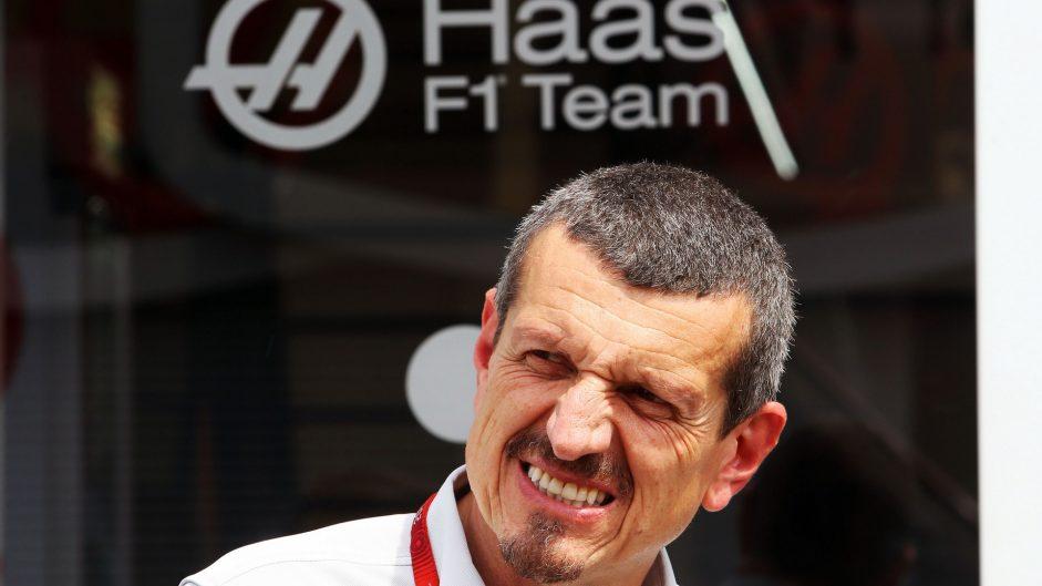 Guenther Steiner, Haas, Hockenheimring, 2016