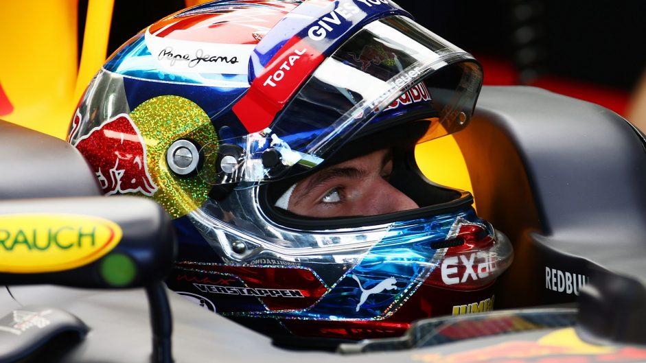 Max Verstappen, Red Bull, Hockenheimring, 2016