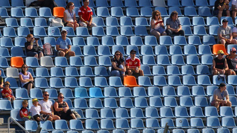 Fans, Hockenheimring, 2016