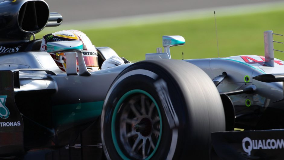 Hamilton avoids grid penalty after unsafe release