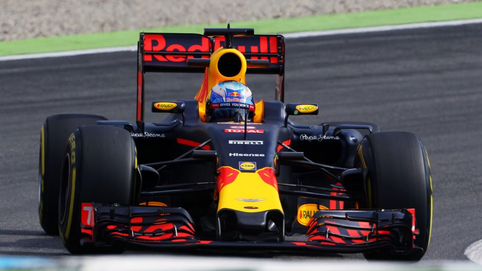 Red Bull encouraged by long-run pace