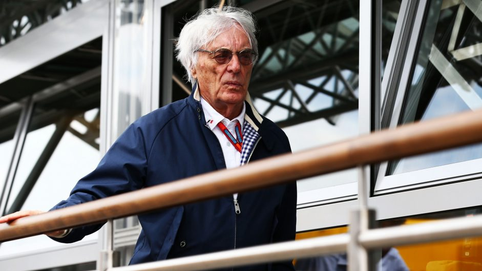 CVC set to sell remaining stake in F1