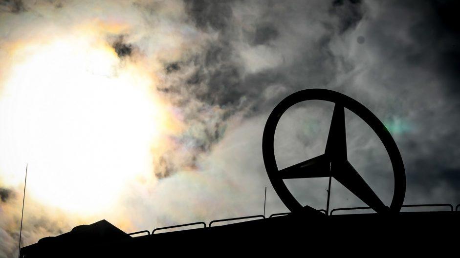 Mercedes, Hockenheimring, 2016