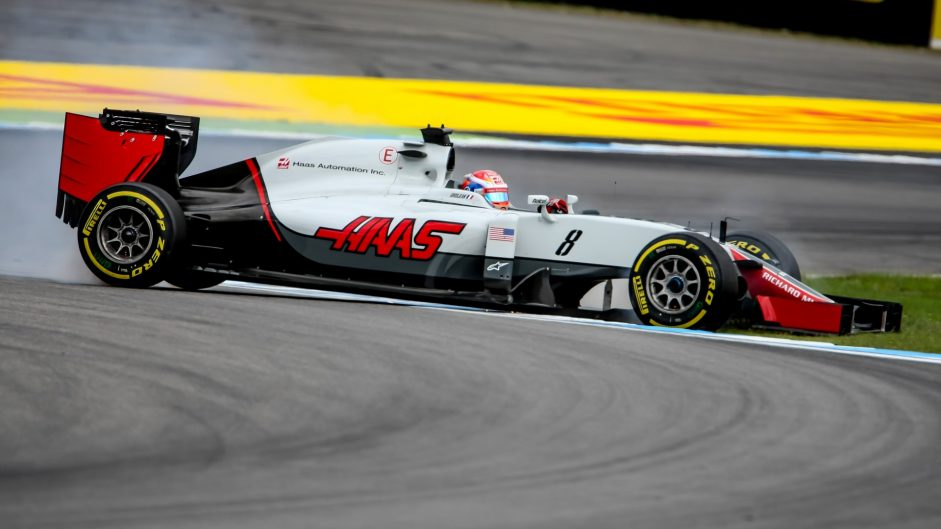 2016 German Grand Prix practice in pictures