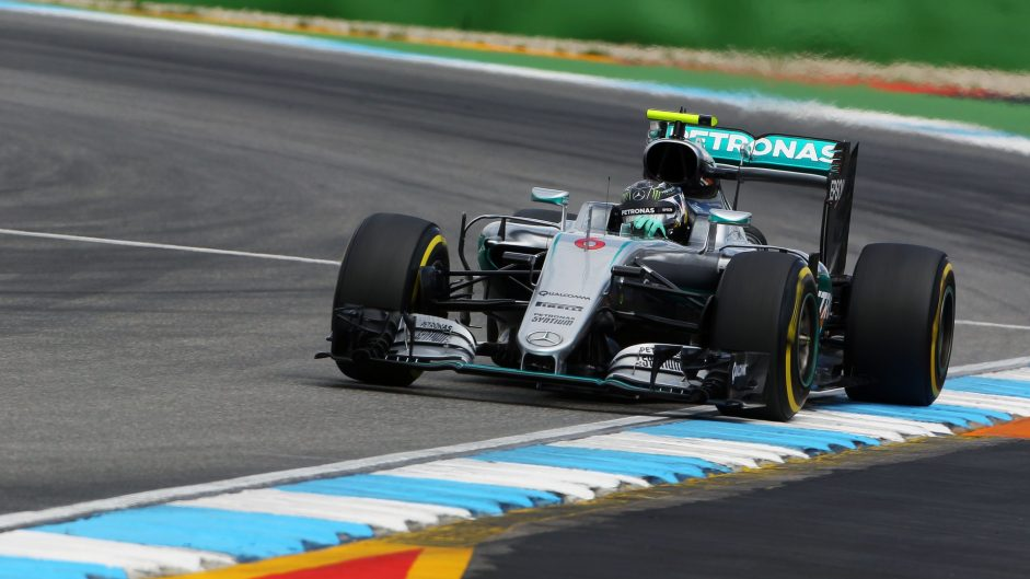 Rosberg heads tight final practice, Hamilton under investigation
