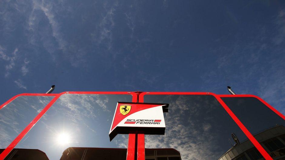 Ferrari, Hockenheimring, 2016