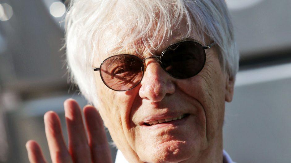 Bernie Ecclestone, Hockenheimring, 2016