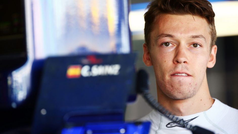 Tost 'convinced' Kvyat will return to form