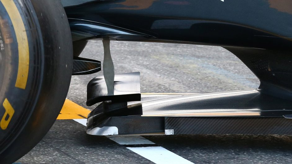 McLaren MP4-31, Hockenheimring, 2016