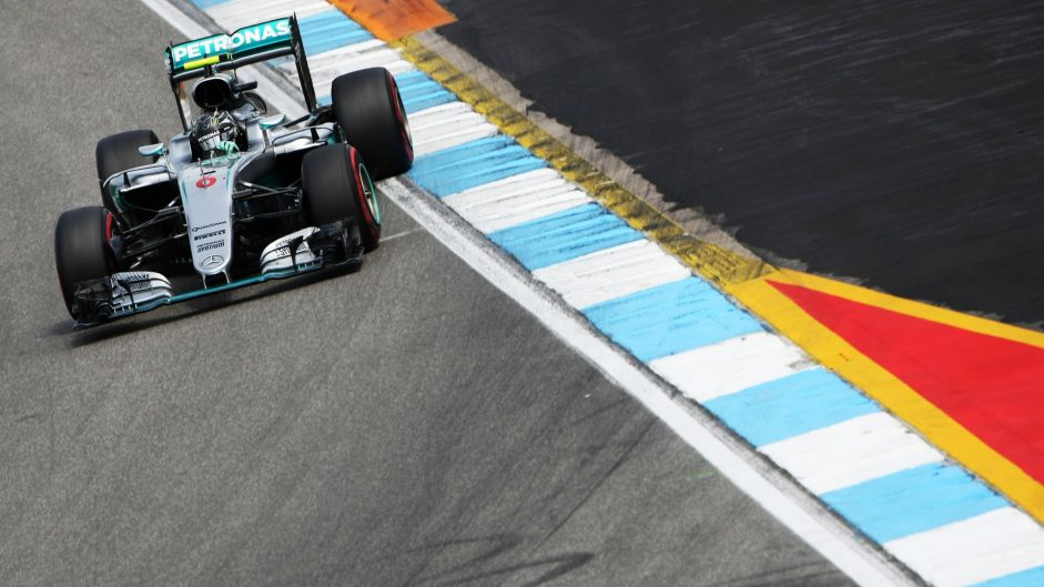 "Rosberg's pole with extra fuel ""very impressive"""