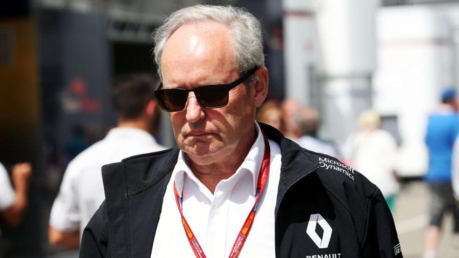 Jerome Stroll, Renault, Hockenheimring, 2016