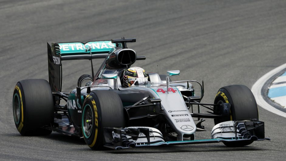 Hamilton expected to take engine penalty at Spa