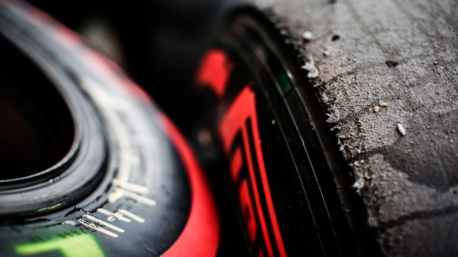 Tyres, Hockenheimring, 2016