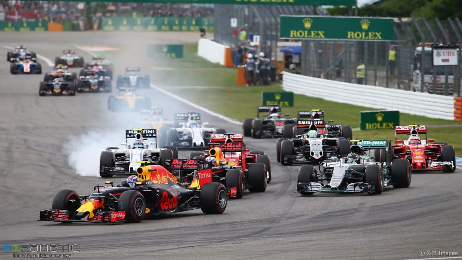 Rate the race: 2016 German Grand Prix