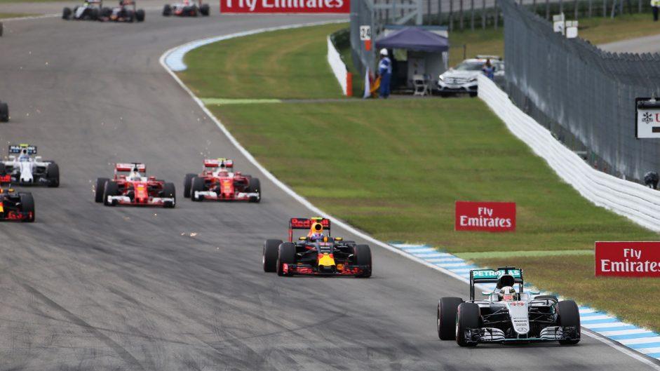 Lewis Hamilton, Mercedes, Hockenheimring, 2016