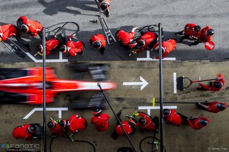 Max Chilton, Marussia, Circuit de Catalunya, 2013