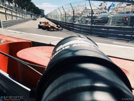 GP2, Monaco, 2016