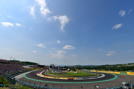 Sergio Perez, Force India, Hungaroring, 2016