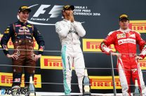 Hamilton wins but Mercedes pay price of letting drivers race