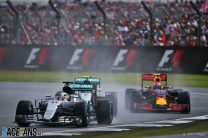Hamilton rides wave of home support for fourth Silverstone win