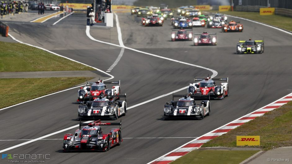 WEC returns to action after Le Mans at Nurburgring
