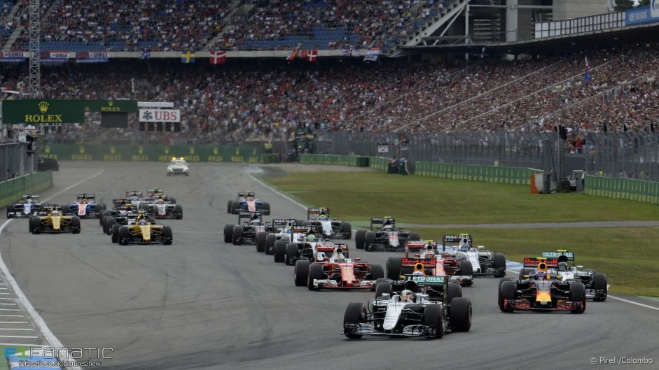 F1 went into the summer break on a low