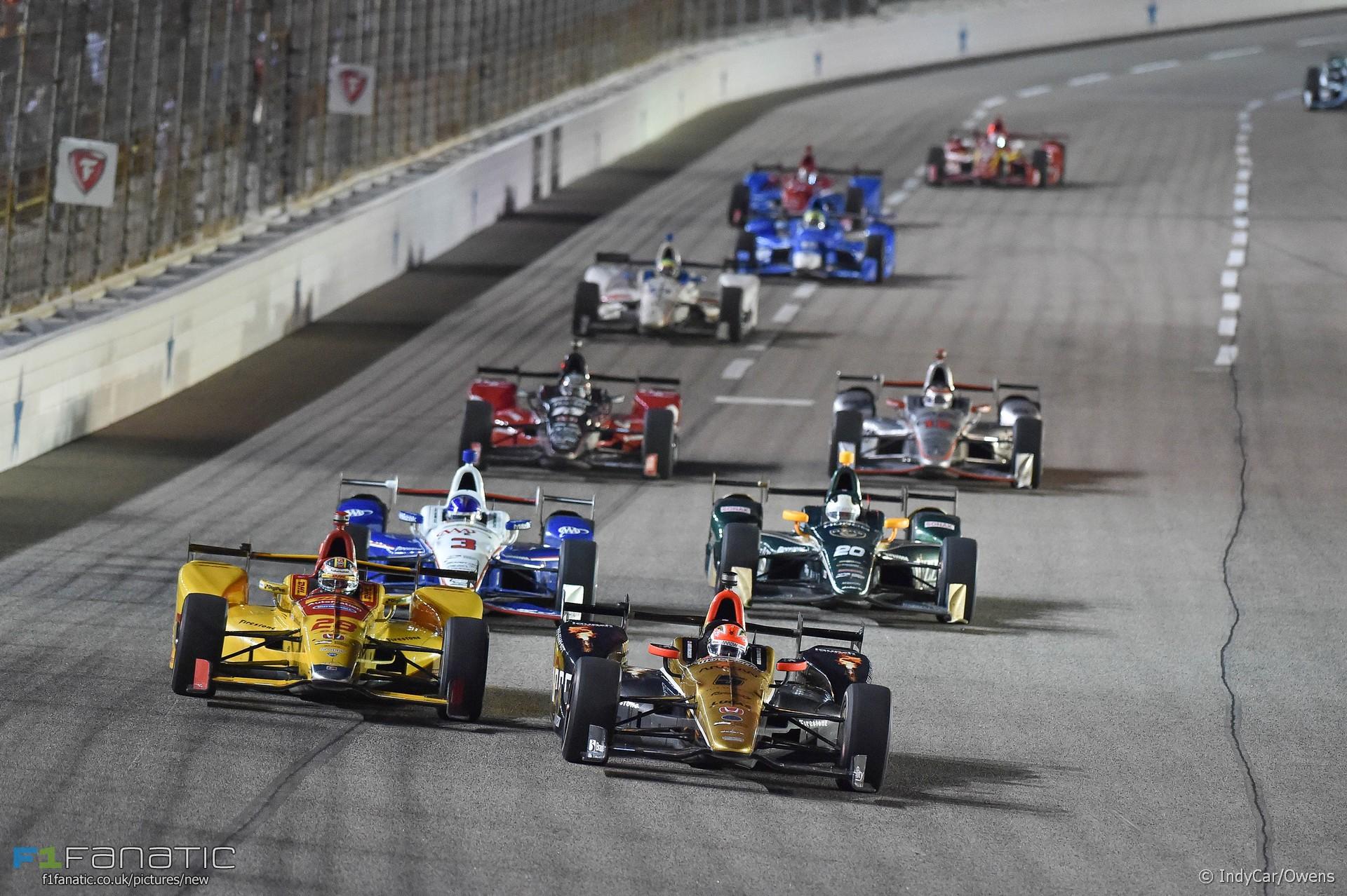 IndyCar, Texas Motor Speedway, 2016