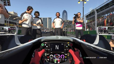 Codemasters F1 2016 screenshot