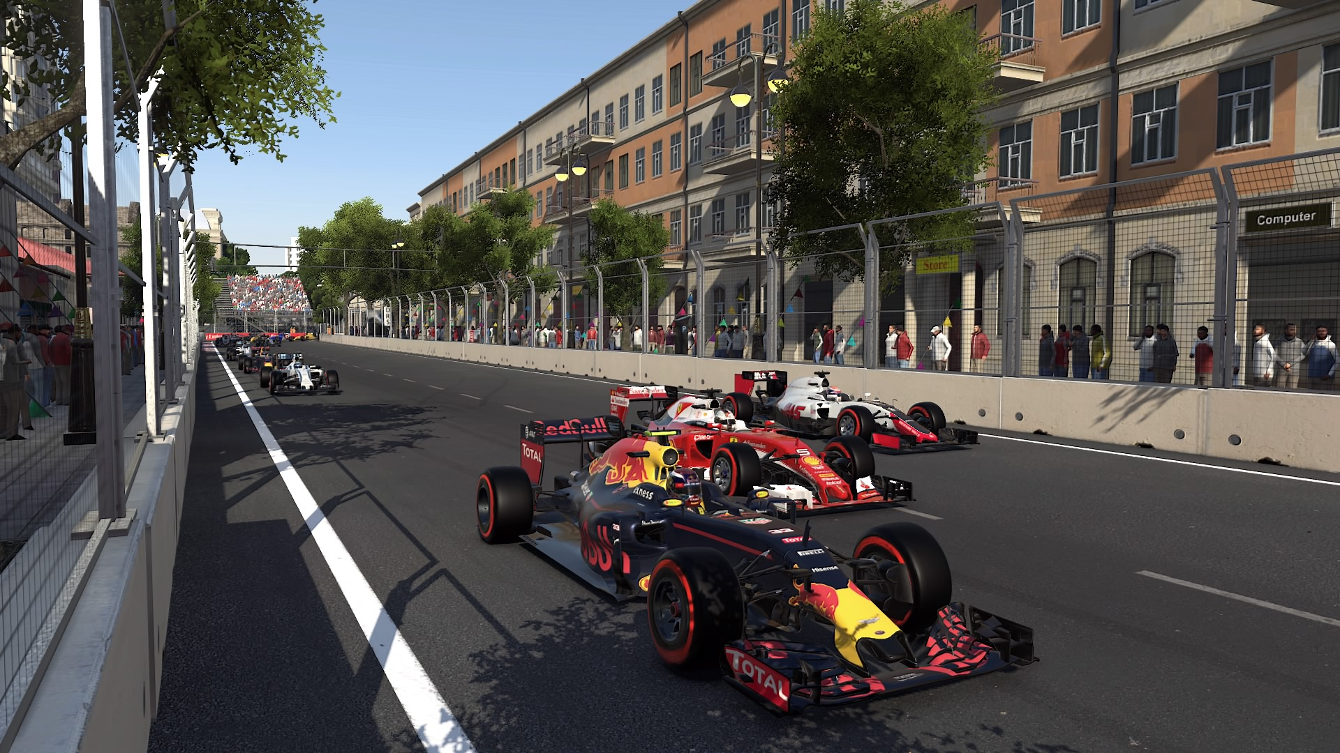 f1 2016 by codemasters the f1 fanatic review f1 fanatic. Black Bedroom Furniture Sets. Home Design Ideas