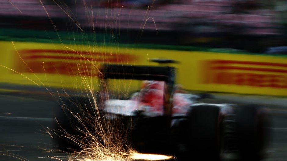 Daniil Kvyat, Toro Rosso, Hockenheimring, 2016