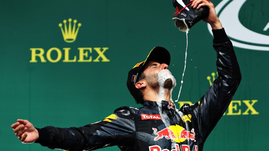 Ricciardo grabs third Driver of the Weekend win of 2016