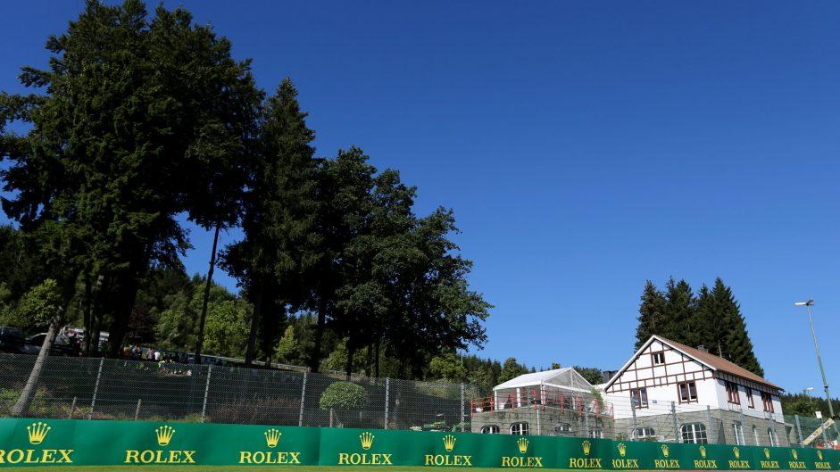 Spa-Francorchamps, 2016