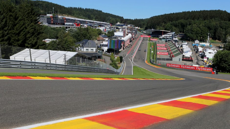 Spa-Francorchamps, 2016