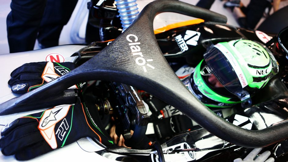 Halo could delay Force India's 2018 car