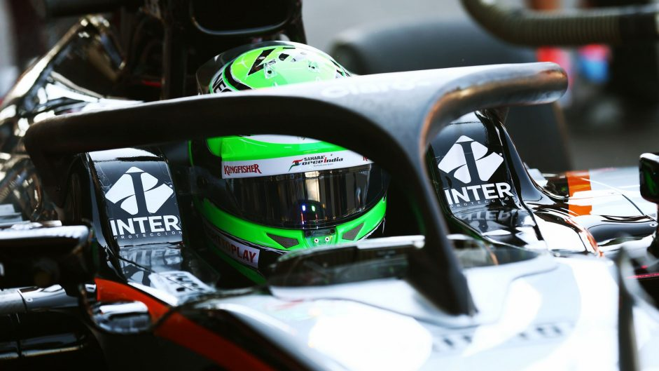 Track tests planned for 'Shield' head protection to replace 'Halo' for 2018