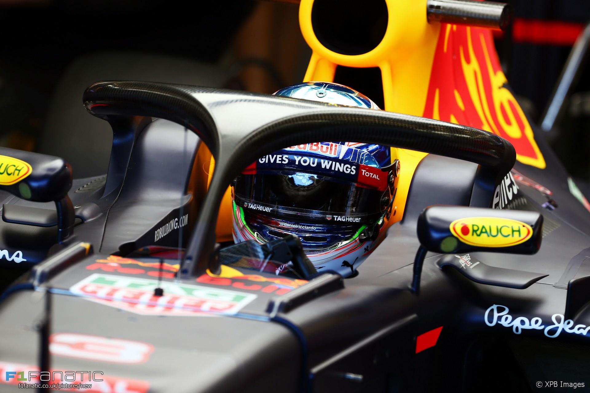 Daniel Ricciardo, Red Bull, Spa-Francorchamps, 2016