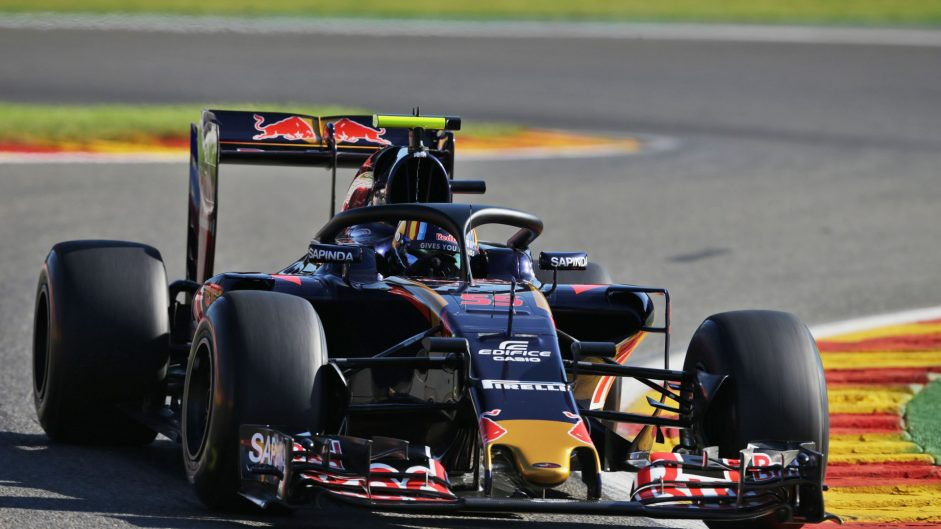 Year-old engine only half Toro Rosso's problem – Sainz