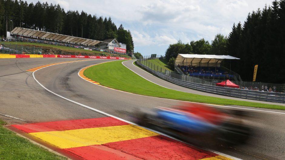 Esteban Ocon, Manor, Spa-Francorchamps, 2016