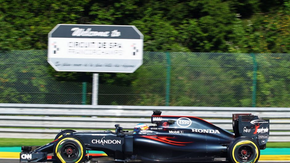 "Seventh at Spa an ""unthinkable result"" – Alonso"