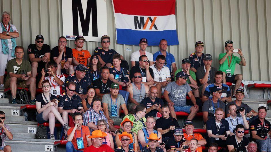 Fans, Spa-Francorchamps, 2016